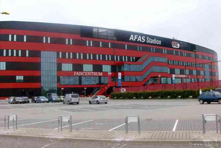 AZ-Ajax mét publiek in AFAS stadion
