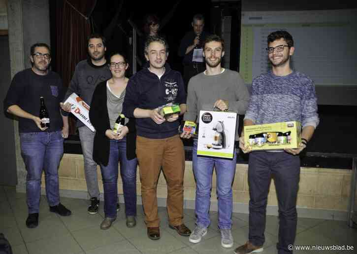 FOTO. Les Clarificateurs winnen Kwist't 15
