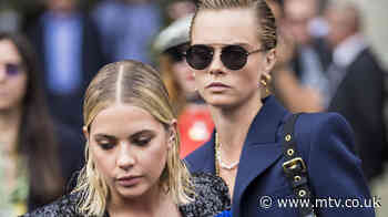 Cara Delevingne Deletes A Tweet Claiming She's Broken Up With Ashley Benson