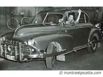 History Through Our Eyes: Dec. 10, 1953, Merson's safety bumper