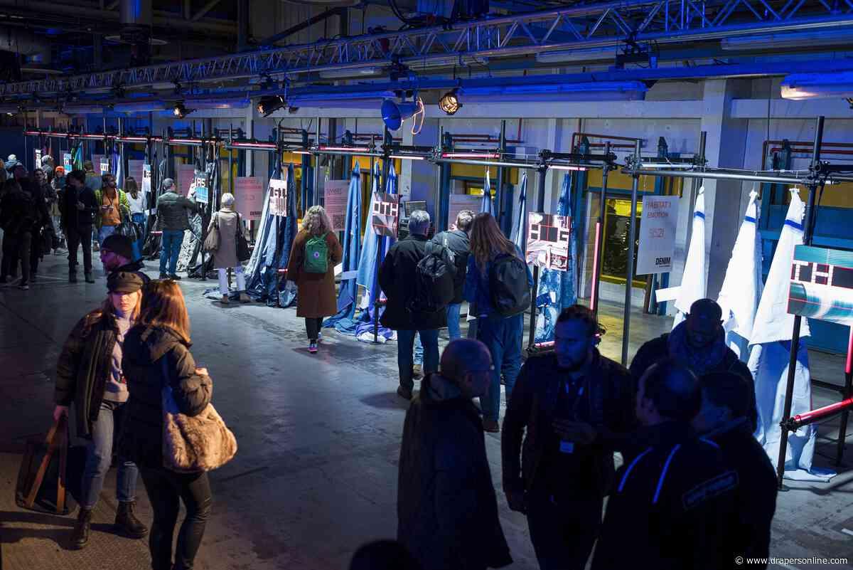 Denim Première Vision pulls in big-ticket buyers
