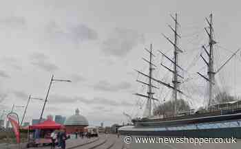 Body found in the River Thames near the Cutty Sark
