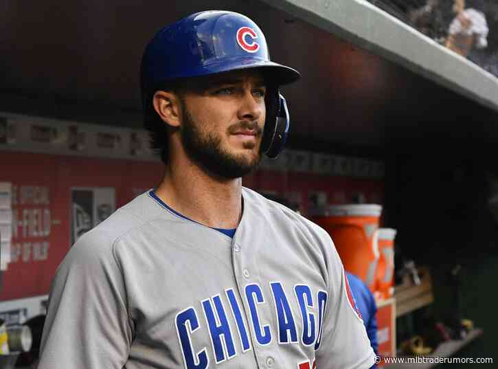 Could The Padres Be A Candidate For Kris Bryant?