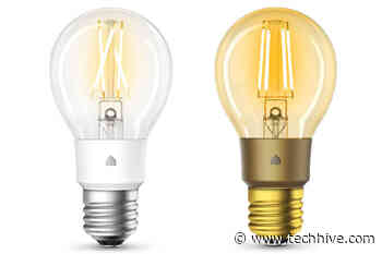 TP-Link Kasa Filament Smart Bulb review: Models KL50 and KL60 both deliver quality light, but neither is very bright