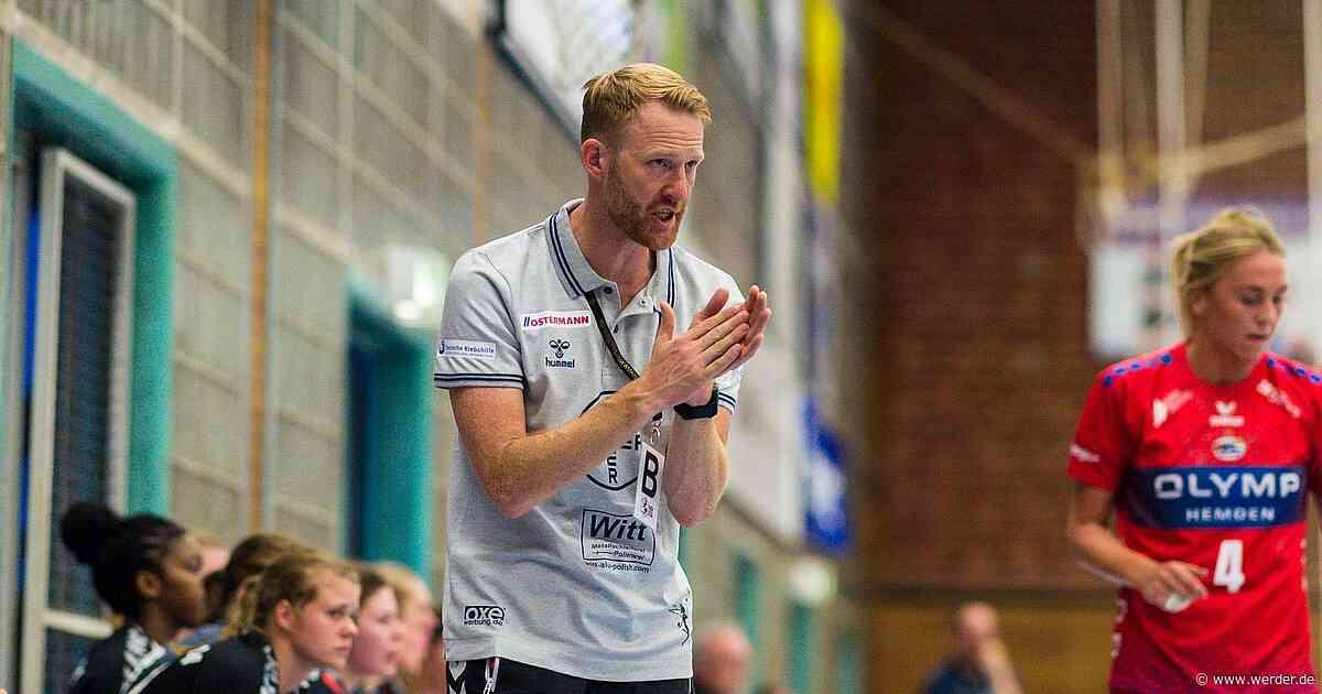 Robert Nijdam übernimmt Traineramt beim SV Werder Bremen