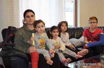 Nach entsetzlichem Unfall auf B505: Sechsköpfige Familie aus Franken steht ohne Vater da