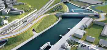 Bouw Zuidbrug start op 19 januari, vanaf dan twee jaar omleidingen tot eind 2021