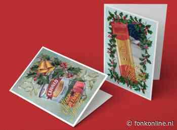 Steun de Voedselbank met speciale kerstkaarten