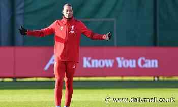 Manchester United legend Jaap Stam admits Virgil van Dijk might be 'even better' than him