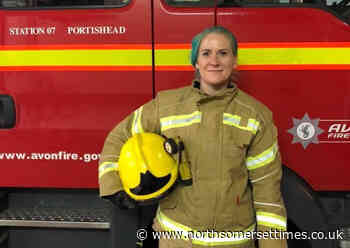 First female firefighter joins service in Portishead