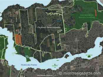 Montreal acquires 25 hectares in Île-Bizard for Great Western Park