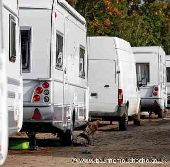 Dorset Traveller vans counted by council