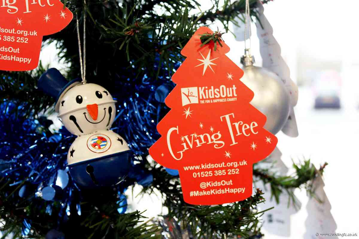 🎄 Give a bit back with our Giving Tree