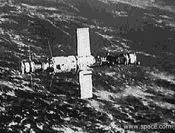 On This Day in Space! Dec. 10, 1977: 1st Long-Duration Crewed Mission Launches to Salyut 6 Space Station