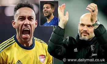 Arsenal won from behind away at half-time for first time in eight years, how do their rivals compare