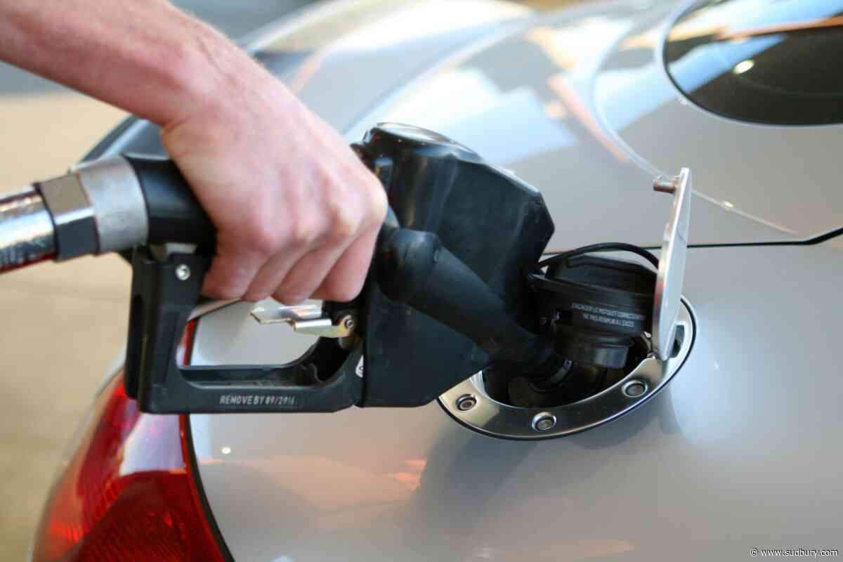 Sudbury gas 117.0 today, but will there be a spike in prices later on?