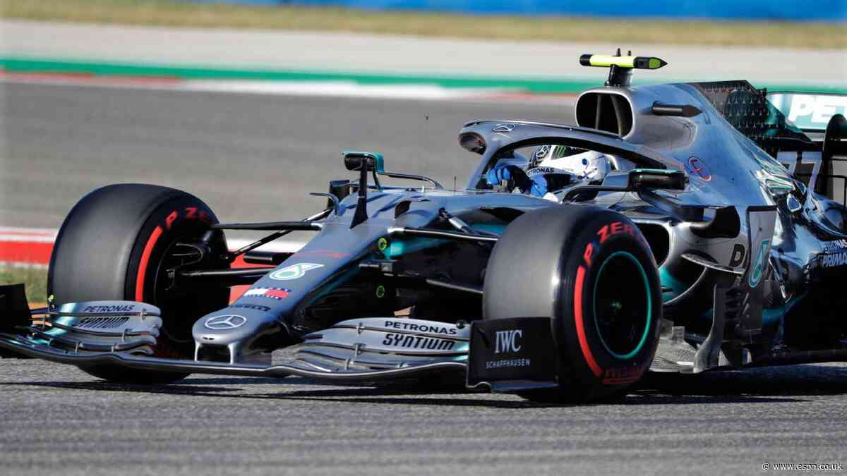 F1 teams reject prototype 2020 Pirelli tyre