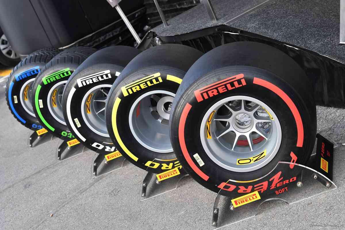 Teams unaniem tegen nieuwe Pirelli-banden voor 2020