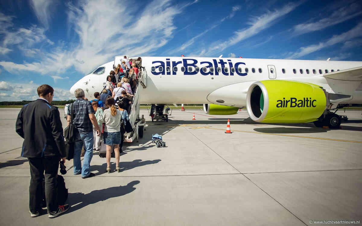 AirBaltic breidt uit vanaf Tallinn en Vilnius