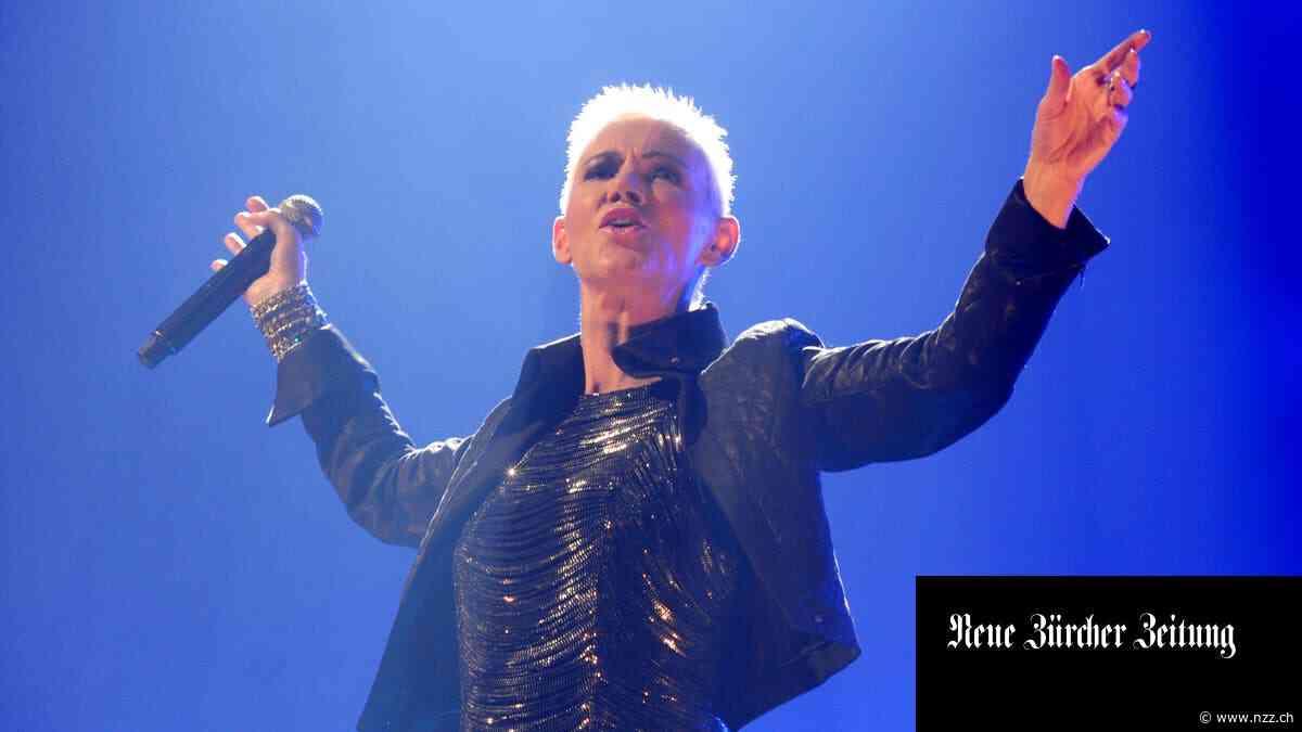 Die Roxette-Sängerin Marie Fredriksson ist tot