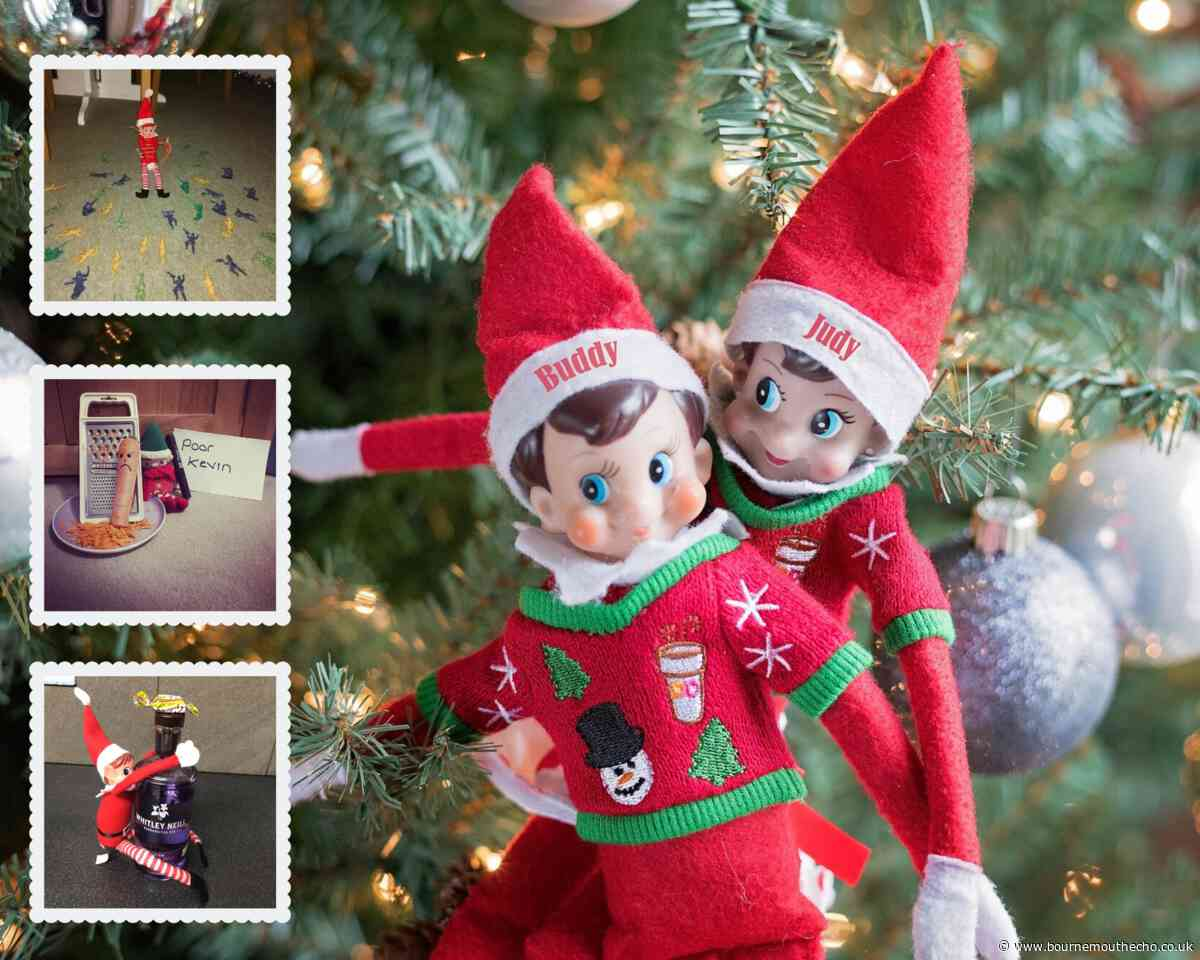 Elf on the Shelf and Christmas Elves 2019: Ideas to try this Christmas