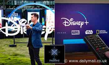 Disney+ is launching its own streaming service in Australia