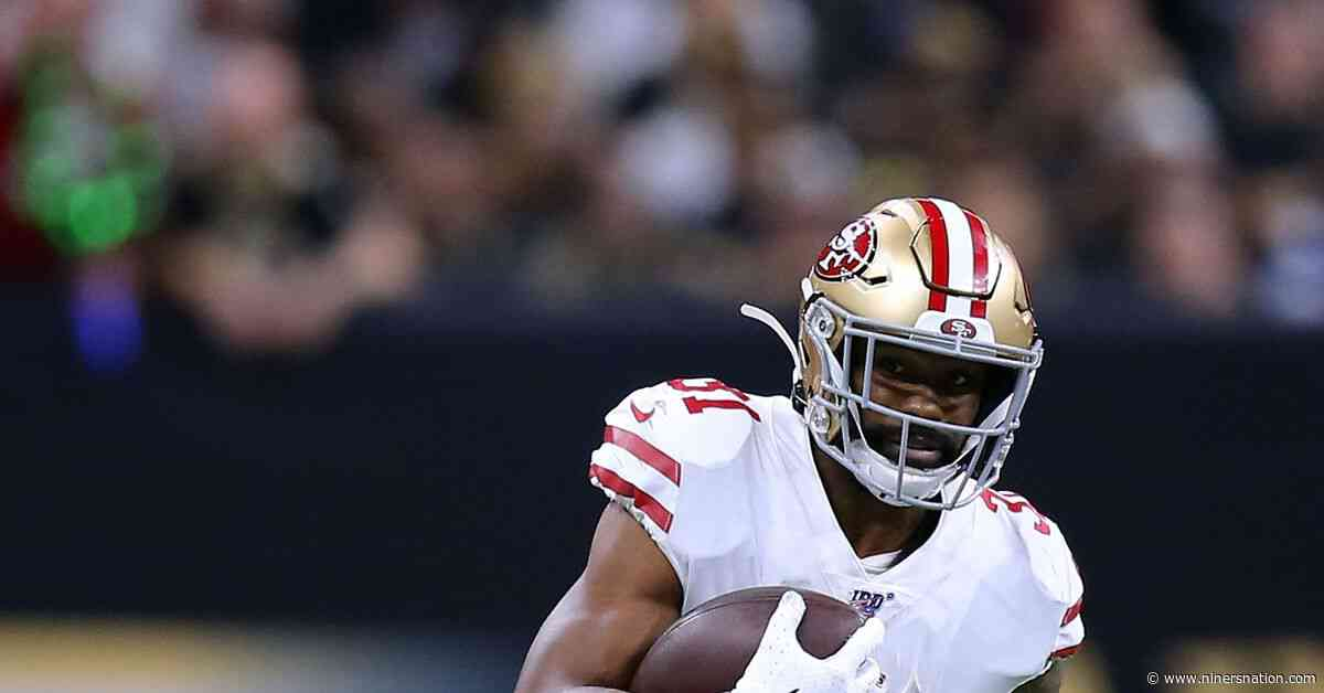 Shanahan on the running back situation: Raheem's earned it over these last few weeks