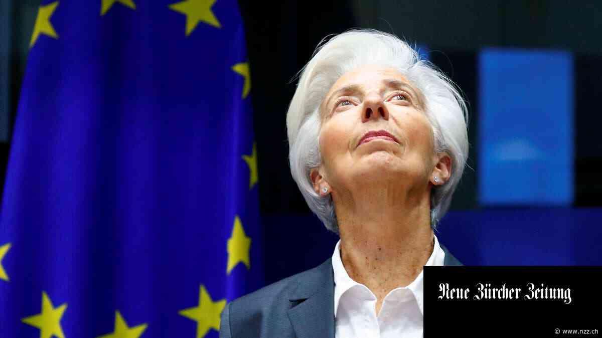 Christine Lagarde gibt sich erstmals als EZB-Präsidentin die Ehre– bleibt sie eine Gefangene von DraghisGeldpolitik?