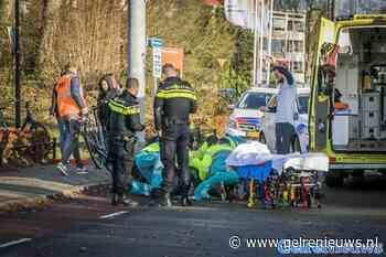 Gewonden na botsing met trolleybus in Arnhem