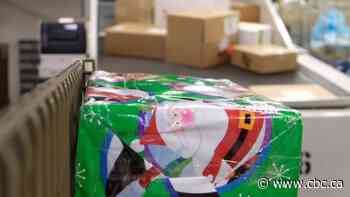 Delays at Canada Post mean your gifts may not be home for Christmas