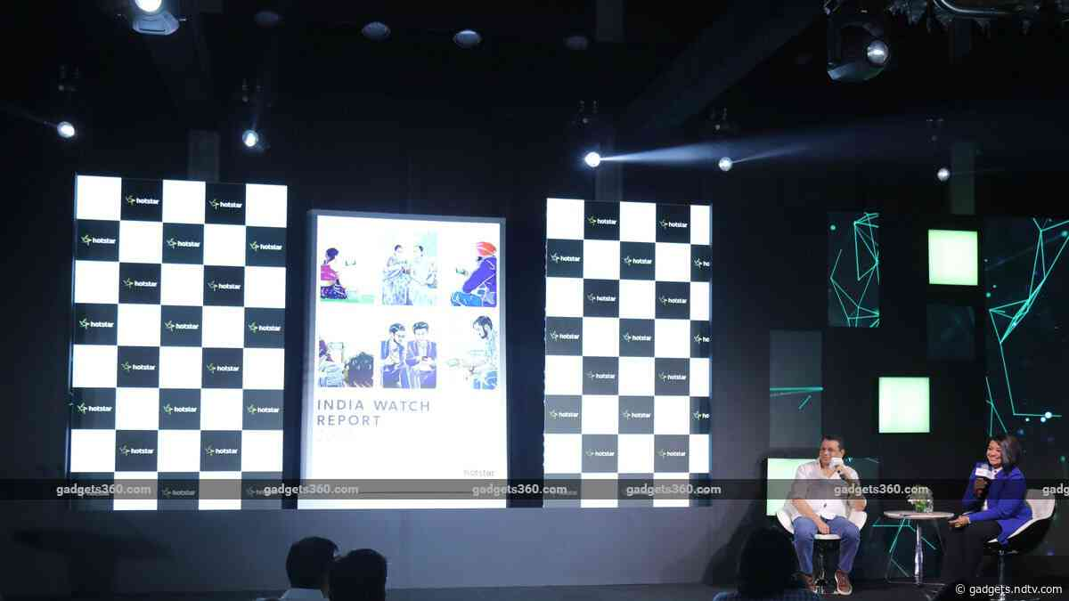 Hotstar Says It Grew 3x in 2019 on Back of Cricket World Cup, Big Boss Tamil
