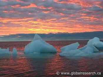 """Savoring What Remains: Taking in a Climate-Changed World. Alaska, """"The End of Ice"""""""