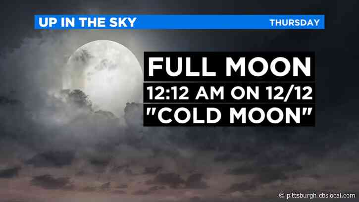 Final Full Moon Of The Decade: Cold Moon To Light Up Skies At 12:12 A.M On 12/12