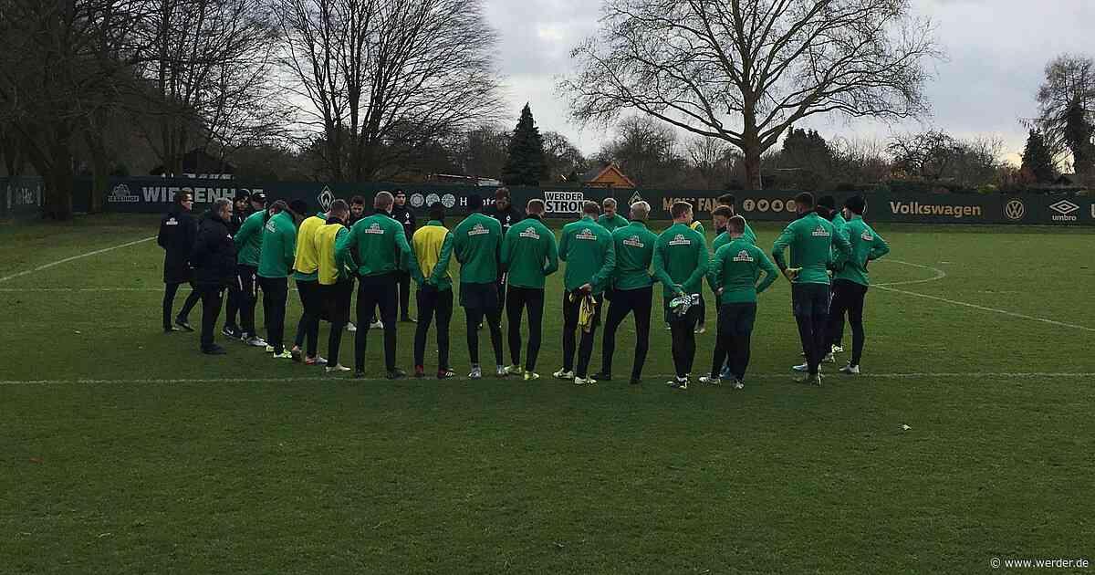 U23-Trainingsauftakt steht fest