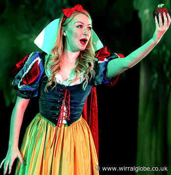 'Snow White and the Seven Dwarves' at Floral Pavilion, New Brighton