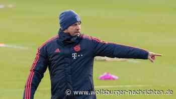 """Champions League: Bayern gegen Tottenham: Flick fordert """"Erfolgserlebnis"""""""
