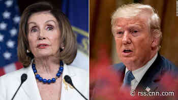Democrats introduce two articles of impeachment: abuse of power and obstruction of Congress