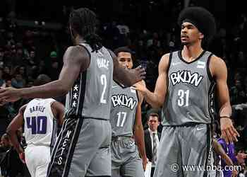 Brooklyn's Texas Connection: DeAndre Jordan, Taurean Prince & Jarrett Allen