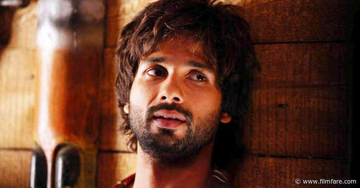 Hereâs why Shahid Kapoor cried four times when he saw Jersey