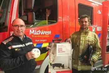 Brandweerpost Izegem organiseert infomoment rond rookmelders
