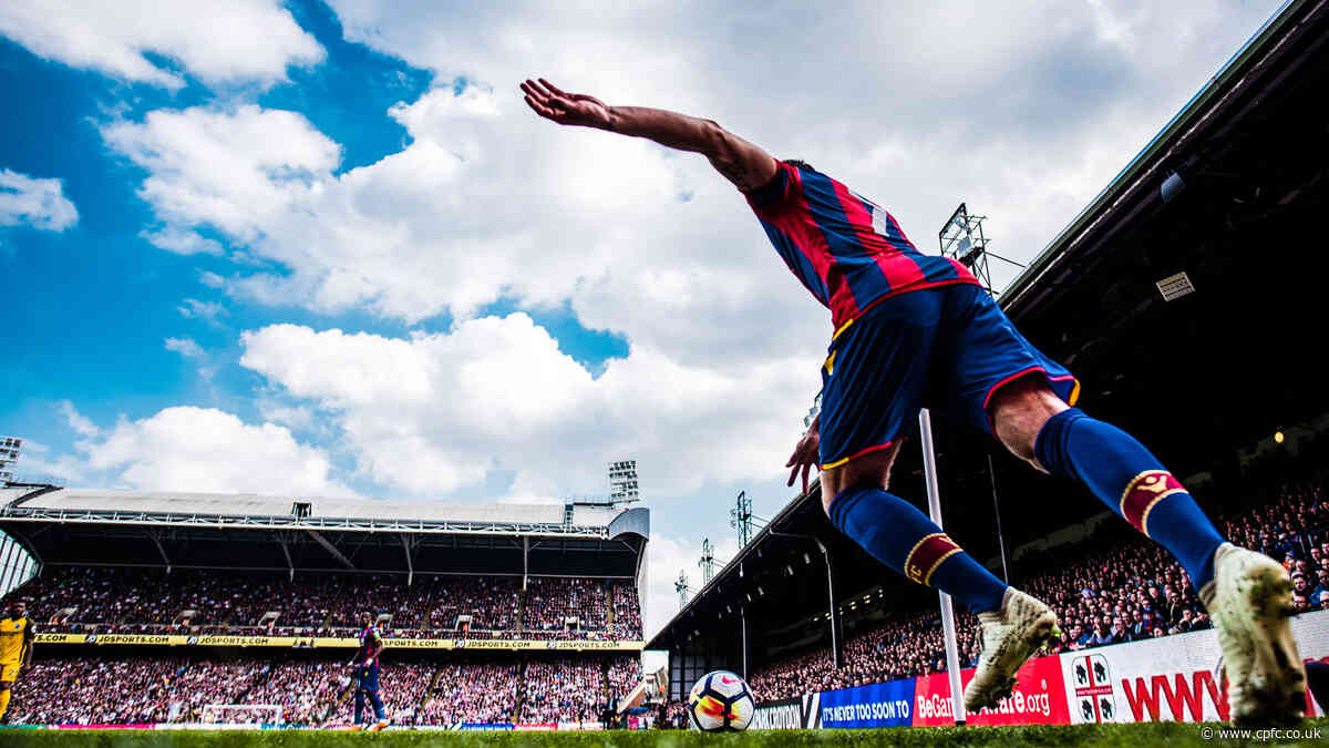 Gallery: Standout images from Palace v Brighton