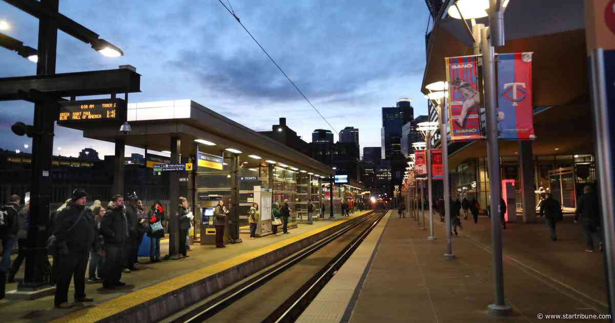 Teens arrested, charged in violent assaults on Twin Cities light-rail trains