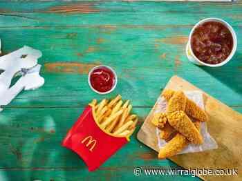 McDonald's set to launch first vegan meal