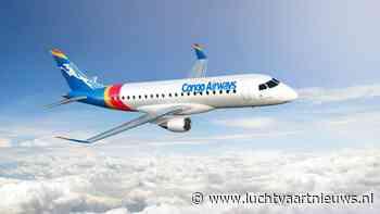 Congo Airways moderniseert vloot met Embraer 175
