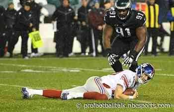 NFC East is two losses away from tying the worst division record ever