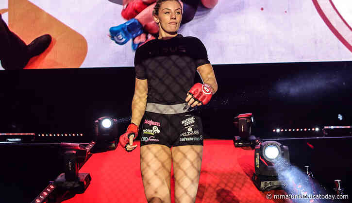 Leah McCourt vs. Judith Ruis, four additional bouts added to Bellator Europe 7