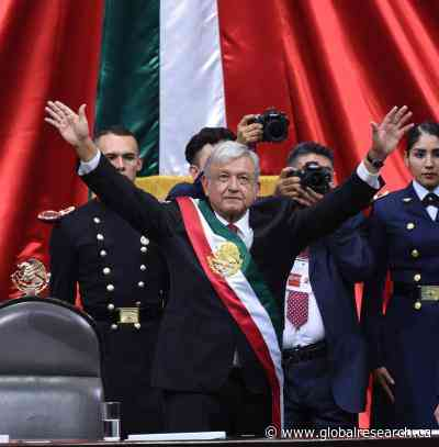 """Trump: Bring Me the Head of Luis Obrador. Wage a """"War on Drugs"""" to """"Protect Mexico""""?"""