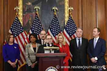 Democrats unveil 2 impeachment articles against Trump
