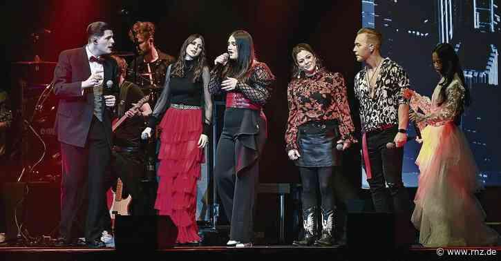"""Mannheim:  So war das """"The Voice of Germany""""-Konzert in der SAP-Arena (plus Fotogalerie)"""