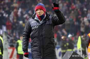 Zieke Bologna-trainer Mihajlovic krijgt ereburgerschap